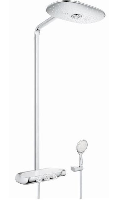 grohe rainshower smartcontrol 360 26250000 p tkez s lak s rak rg p. Black Bedroom Furniture Sets. Home Design Ideas
