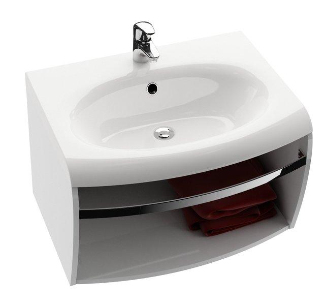 Ravak Evolution mosdók, fürdőszobaszekrények