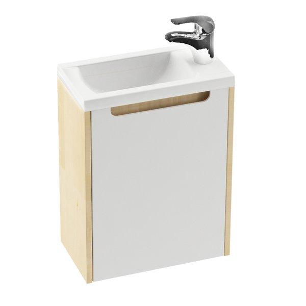 classic mini mosdó Ravak Classic mosdók, fürdőszobabútorok: Ravak SD 400 Classic test  classic mini mosdó