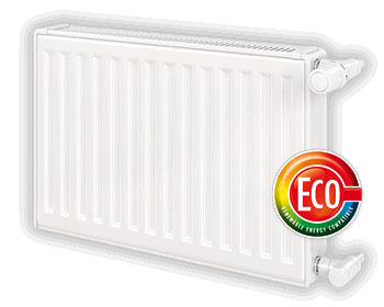 Vogel & Noot Vonova kompakt lapradiátor acéllemez radiátor 30 H=600 L=1800